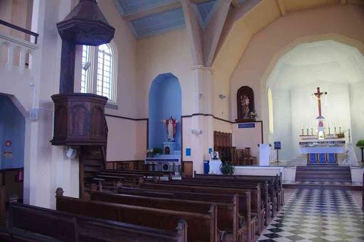 Église Notre-Dame-des-Neiges de Cilaos.