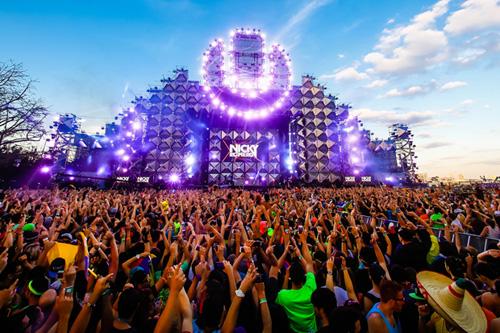 Top 10 Track được chơi nhiều nhất tại Ultra Music Festival 2014