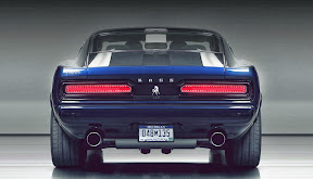 Equus Bass Rear