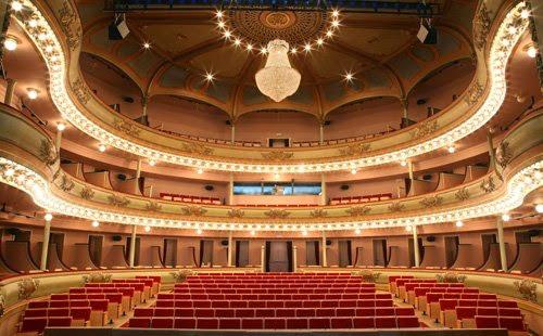 Programação do Teatro Ribeiro Conceição – Lamego - abril, maio e junho de 2017