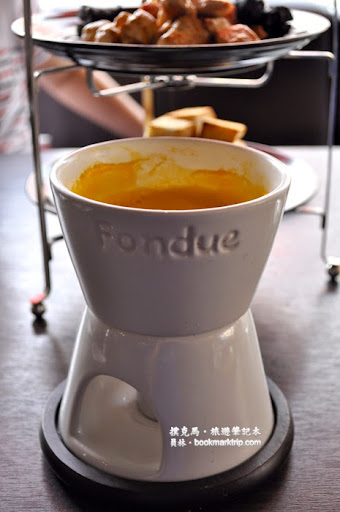 原覺咖啡起司鍋