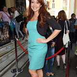 OIC - ENTSIMAGES.COM - Amy Anzel at the  Charlie and the Chocolate Factory - media night in London 25th June 2015   Photo Mobis Photos/OIC 0203 174 1069