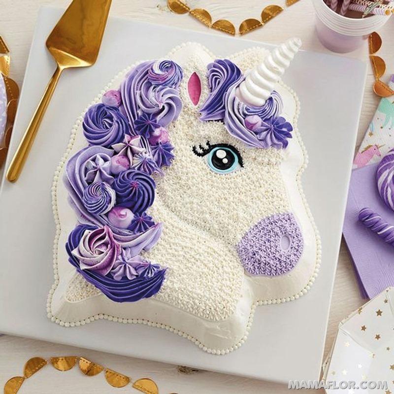 Unicornios: Las tortas más Bonitas y Originales