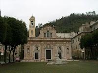 Vestments of the Santuario di Nostra Signora di Misericordio in Savona
