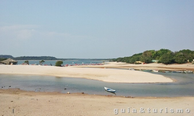 Ilha do amor, Alter do Chão - guia&turismo