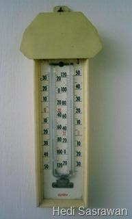 Termometer maksimum-minimum