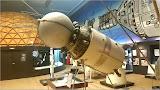 Vostok 1 Kapsel im Technikmuseum