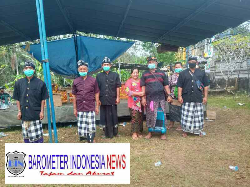 Desa Air Talas Kecamatan Rambang Niru Melaksanakan Kegiatan Keagaman