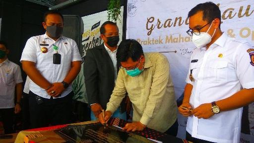 AKPAR Nusantara Grand Launching Praktek Mahasiswa dan Open Kuliah