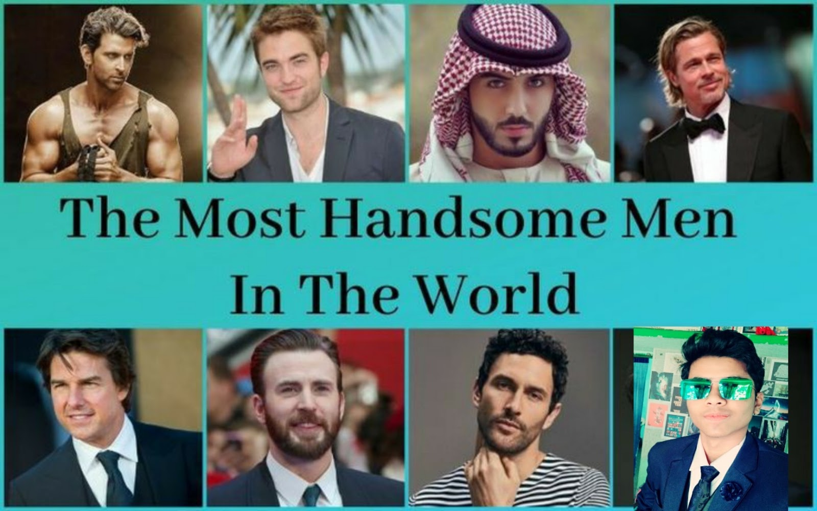 In attractive most who the world man is the Top 60