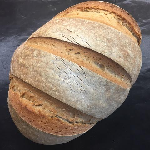 Brot mit Sauerteig selber backen