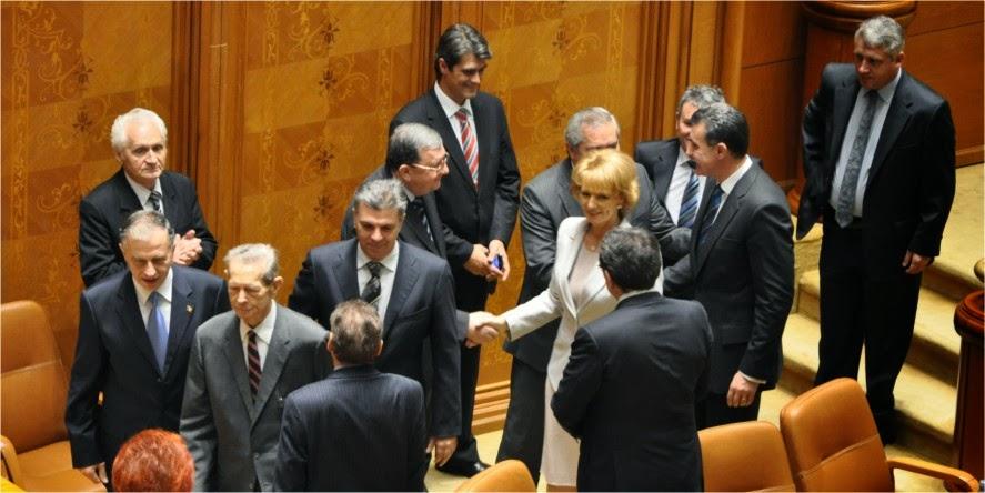 Principesa Moștenitoare Margareta se va afla în Plenul Parlamentului României