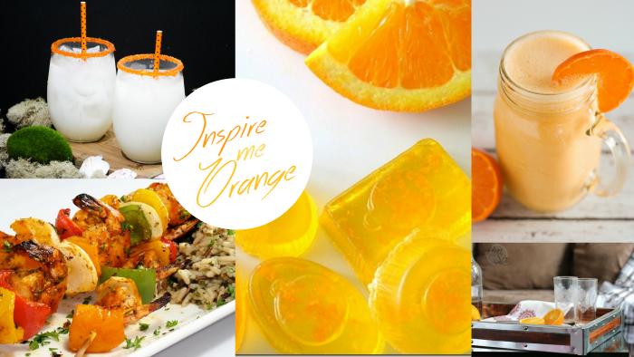 Inspire me Orange