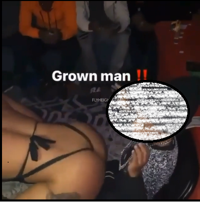 Disturbing video of a 6-year-old boy getting a lap dance from half-naked striper surfaces online