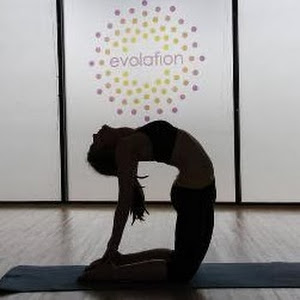 Who is evolation yoga?