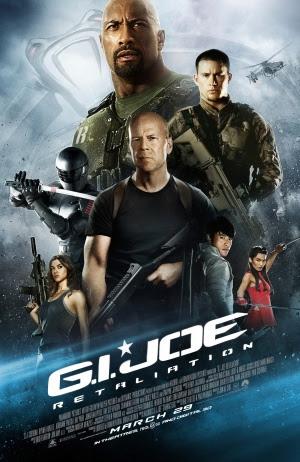 Filme Poster G.I. Joe 2: Retaliação TS XviD & RMVB Legendado