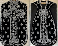 Nineteenth Century France's Iconic Vestment Style Revived