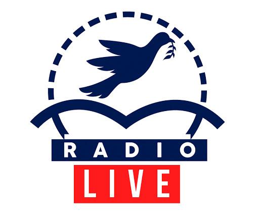 Logo Unidad Evangélica RADIO Live