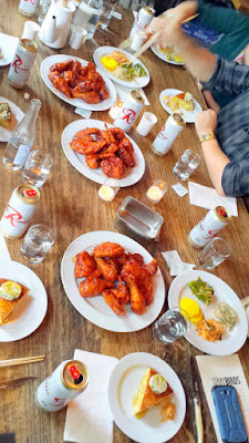 Stray Birds, a pop up at Beast by Stray Dogs PDX in May 2015 on Mondays led by Stray chefs Peter Cho and Johnny Leach