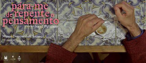 Filme de Jorge Pelicano sobre Hospital Psiquiátrico exibido em Lamego