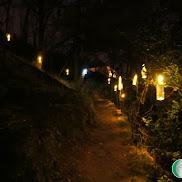 Chantier éclairage extérieur LED
