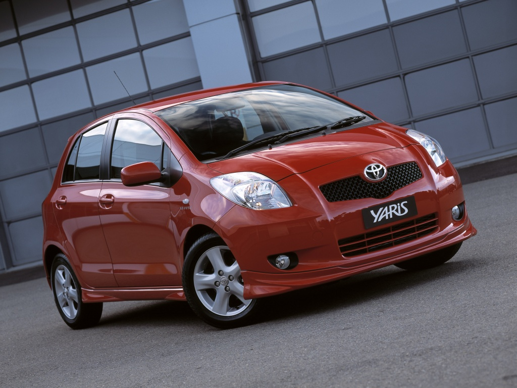 auto modification toyota yaris