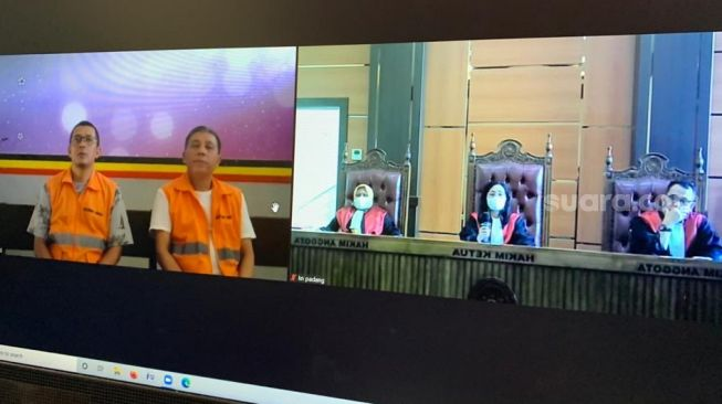 Dua Terdakwa Penipuan Investasi Tanah 765 Hektare di Padang Dituntut 4 Tahun Penjara