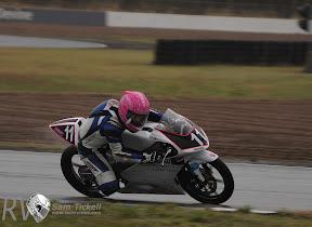 ASBK Queensland Raceway. Friday Practice.  2012