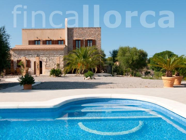 Mallorca: Finca in Santa Margalida bei Can Picafort, nahe der Bucht von Alcudia