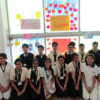 world Kindness day Grade 8 (11-11-2016)