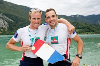 2015-La saison de l'équipe de France d'aviron