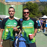 VI Marcha y Carrera Catí-Rabosa - Elda (4-Octubre-2015)