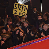 OIC - ENTSIMAGES.COM - Fans Celebrity Big Brother 4th eviction from the Big Brother house . Elstree London 22nd January 2016 Photo Mobis Photos/OIC 0203 174 1069