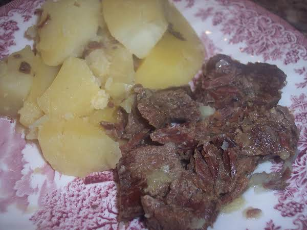 Pressure Cooker Stew Beef And Potatoes