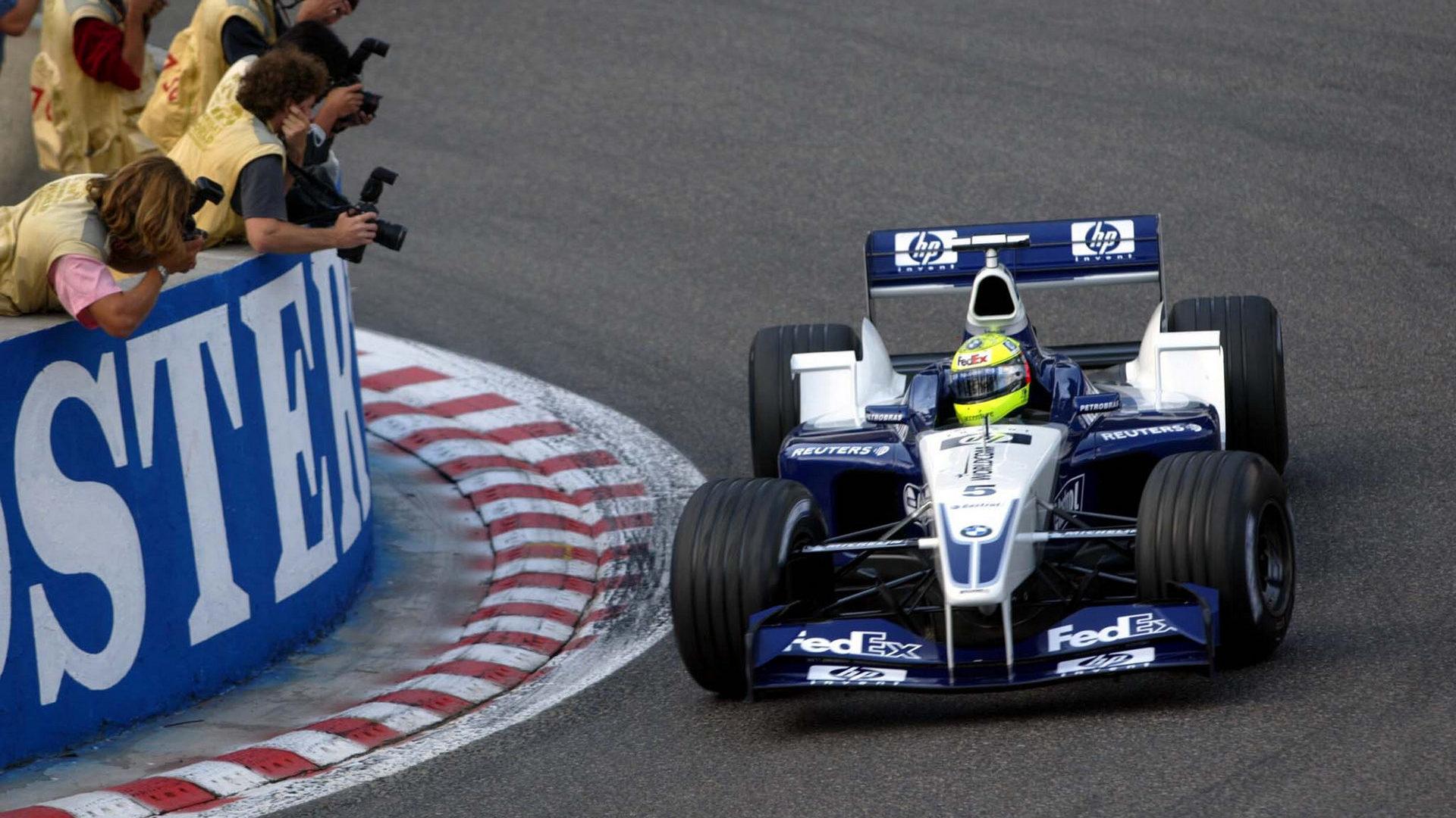 HD Wallpapers 2002 Formula 1 Grand Prix of Belgium  F1
