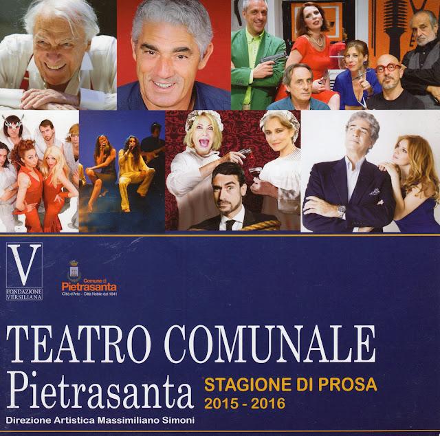 Teatro Comunale | Pietrosanta | La Versiliana