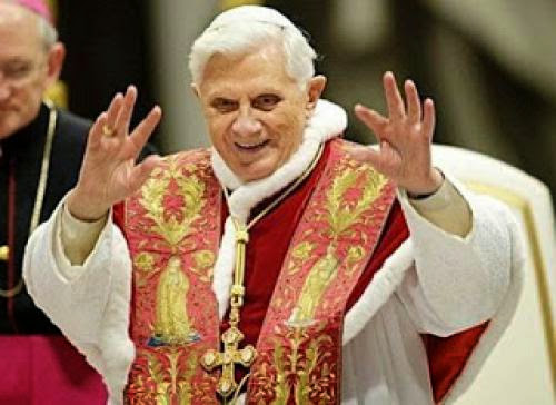 Pope Benedict Visit To The Uk Confirmed