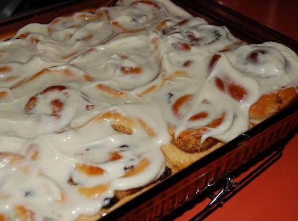Best Cinnamon Buns Recipe