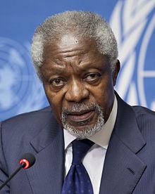 Breaking: Former UN Secretary General Kofi Annan Passes on aged 80