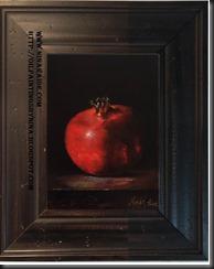 framed 7x5 Grapes