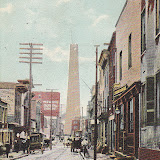 Shot Tower from Fayette St.