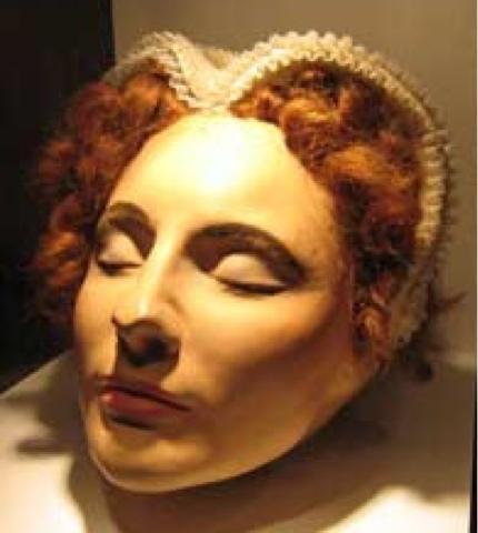 Anne Boleyn Death Mask | www.pixshark.com - Images ...