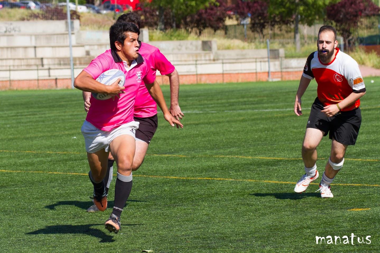 manatus rugby vallekas