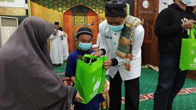 Mualaf, Bocah Kelas 3 SD di Riau Ini Ungkap Alasan Masuk Islam