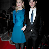WWW.ENTSIMAGES.COM -   Blake Ritson; Hattie Morahan and   The 40th London Evening Standard British Film Awards in association with London Film Museum supported by Chopard and Moët & Chandon                                                       Photo Mobis Photos/OIC 0203 174 1069