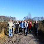 003-Nieuwjaarswandeling met de Bevers.Menno gidst ons door het mooie natuurgebied De Regte Heide te Go+»rle