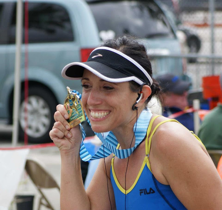 my%2520medal Clearwater Marathon Recap