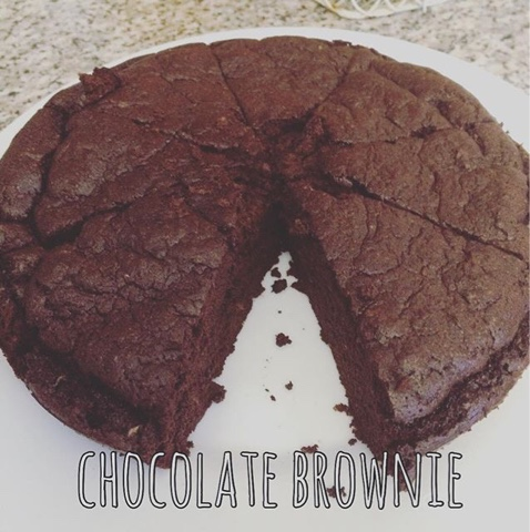 Slimming World chocolate brownie