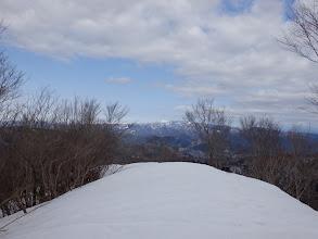 徳平山山頂