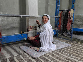Hunza Women artisans are entrepreneurs